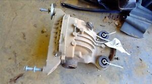 2006-2007 Mercury Mountaineer Rear Axle Differential Carrier 3.55 Ratio
