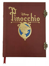 More details for disney store pinocchio a4 replica journal hard back large lined note book foiled