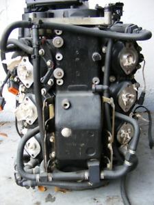 Johnson Evinrude 135-150-175 FFI Powerhead 00-06 REMANUFA Crankshaft Short Block