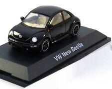 VERY RARE VW BEETLE 1C 1.4 / 1.6 / 2.0 / TDI 1999 BLACK 1:43 SCHUCO 04534