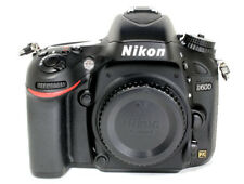 Nikon D600 Digital Camera Body Only - Black **Excellent** Condition