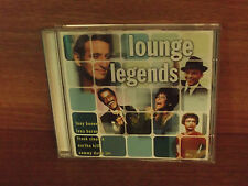 Various Artists : Lounge Legends : CD Album : 2005 : PLSCD 741
