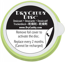 Dry Caddy Hearing Aid Dehumidifier Replacement Refill Disc Drying System 6 Pack