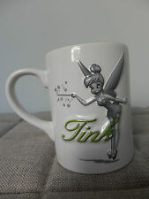 Disney Store Exclusive TinkerBell 3D Mug