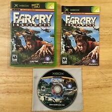 Far Cry: Instincts Original Microsoft Xbox System Complete Game