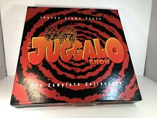 ICP Insane Clown Posse THE JUGGALO SHOW Psychopathic 4 Show CD Box Set OOP RARE
