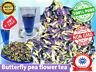 THAI BLUE BUTTERFLY PEA TEA Benefits Natural Remedy Loose Dried Flowers healthy