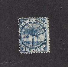 SAMOA -16 - USED - 1886 - PALMS