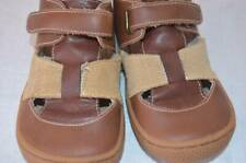GUC Boys size 12 Livie and luca Captain Sandals Brown