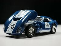 1965 Shelby Cobra Daytona Coupe 1/64 Scale Rare Diecast Diorama Car Real Riders