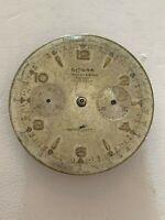 Landeron 51 Movimento mouvement con quadrante cadran dial vintage for parts