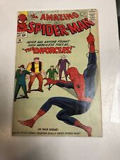Amazing Spider-Man (1964) # 10 (G) | 1st App Of The Enforcers