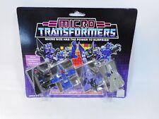 TRANSFORMERS G1 MICROMASTER AIR STRIKE PATROL SET SEALED MOC HASBRO 1988
