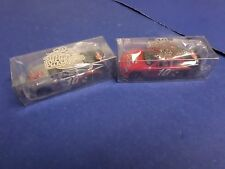 RACING CHAMPIONS 10 YEARS ANNIVERSARY CARS, 2 1/64 SCALE CARS  1989-1999 IN CASE