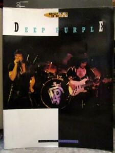 1993 Deep Purple Complete Best Band Score Book Rittor-Music