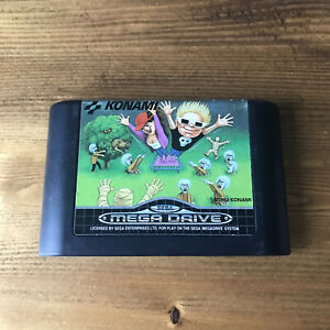 Zombies - Sega Mega Drive Game (Tested - Fast Dispatch - PAL) Nice Condition