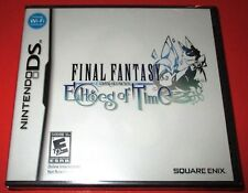 Final Fantasy Crystal Chronicles Echoes of Time for Nintendo DS *New-Free Ship!