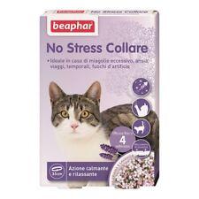 Beaphar no stress Collare Gatto estratti naturali effetto calmante ansia Cats