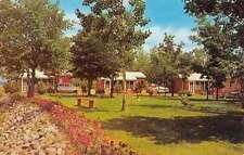 Holcombe Wisconsin New Lake Aire Resort Park Scene Vintage Postcard K62592