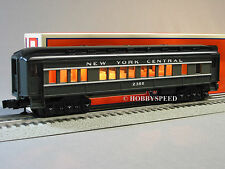 LIONEL NYC BABY MADISON COACH CAR O GAUGE train 6-81759 passenger 6-81788 NEW
