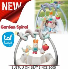 Taf Toys Garden Spiral│Baby Toddler Cot Crib Play Mobile│Car Seat Toy Activity│