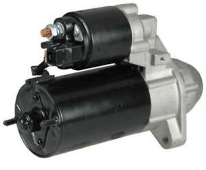 Starter Motor fits 2004-2010 BMW X5 550i,650i 750i,750Li  WAI WORLD POWER SYSTEM