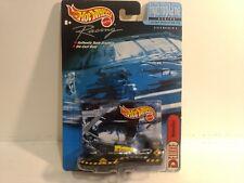 Hot Wheels Deluxe Oakwood Case Draggin' Carro Serie 3/4 Nascar 2000