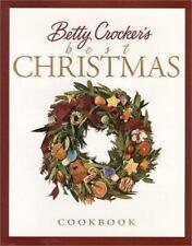 Cookbook, Betty Crocker's Best Christmas Cookbook, 1999, 1st Ed., HC/DJ