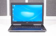 """Dell Precision 7510 M7510 15.6"""" i5-6300HQ 8GB 500GB FHD IPS AMD W5170M Win10 Pro"""