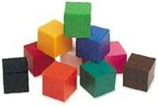 Math Manipulatives Teacher Resource 1000 Centimeter CM Cubes Plastic Science