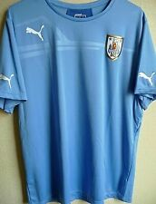 PUMA Uruguay 2014/15 World Cup Performance Soccer Shirt XL NWT 744339