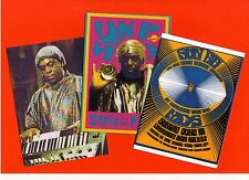 3 SUN RA POSTCARDS. Jazz.