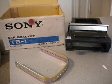 Sony Under Dash Car Mount TB-1 for Cassette Player 91-5710-00 No Hardware