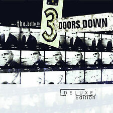 3 DOORS DOWN - THE BETTER LIFE [DELUXE EDITION] [LIMITED] [SLIPCASE] (NEW CD)