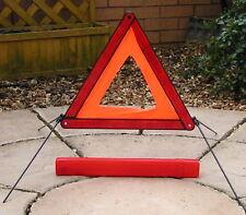 Car  Emergency  Red Warning Safety Triangle EU Legal European Standard  ECE R27