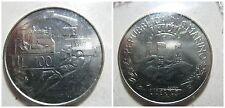 Repubblica di SAN MARINO 100 Lire 1982 unc/fdc da serie zecca