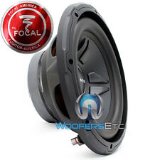 "FOCAL AUDITOR RIP-250P DB 10"" CAR HIGH POWER DVC 800W SUBWOOFER BASS SPEAKER NEW"