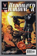 HARBINGER #10 - MATTHEW CLARK ART - MICO SUAYAN COVER - 2013