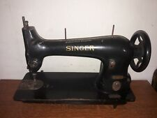 Ancienne machine a coudre industrielle singer 31K15