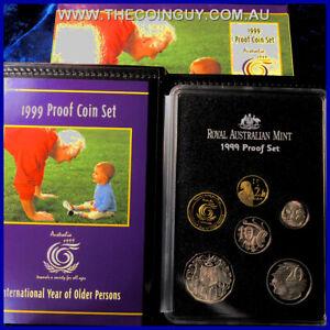 1999 Australian Proof Set