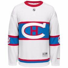 c1b14796 Montreal Canadiens 2016 NHL Winter Classic Premier Reebok Jersey L