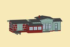 Auhagen 11448 Spur H0 Bahnhof Deinste #NEU in OVP#