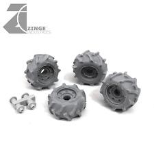 Zinge Industries 19 mm Off Road Ruedas x4