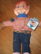 "Howdy Doody Three Cheers 18"" Cloth Cowboy Doll With Tags"