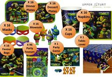 Teenage Mutant Ninja Turtles MEGA Party Pack 210 Piece 16 Person Party Supplies