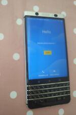 BlackBerry KEYone - 32GB-Argento (Sbloccato) Smartphone funzionante pezzi di ricambio o riparazione