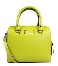 RARE•SOLDOUT•NWT Kate Spade Wellesley Satchel Handbag Crossbody•AND•WALLET•L@@K•