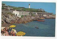 Hoe Slopes & Pebble Side Plymouth Devon 1971 Postcard 897b