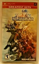 Final Fantasy Tactics The War of the Lions PSP - FREE SHIPPING