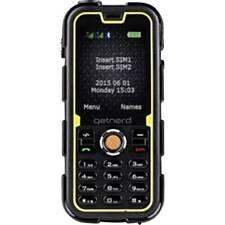 Téléphone portable outdoor getnord Walrus 0731882149784 noir, jaune 1 pc(s)